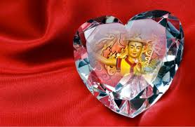 Dorje-Shugden-in-diamond
