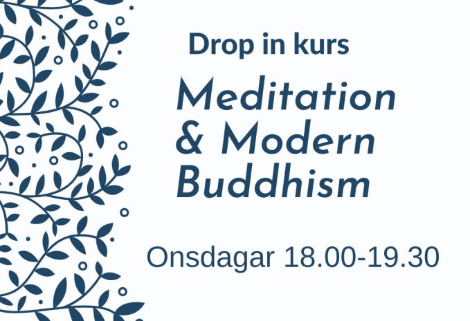 modern buddhism höst