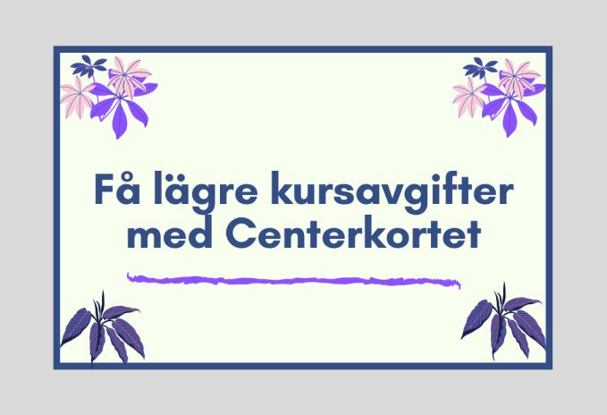 centerkortet banner